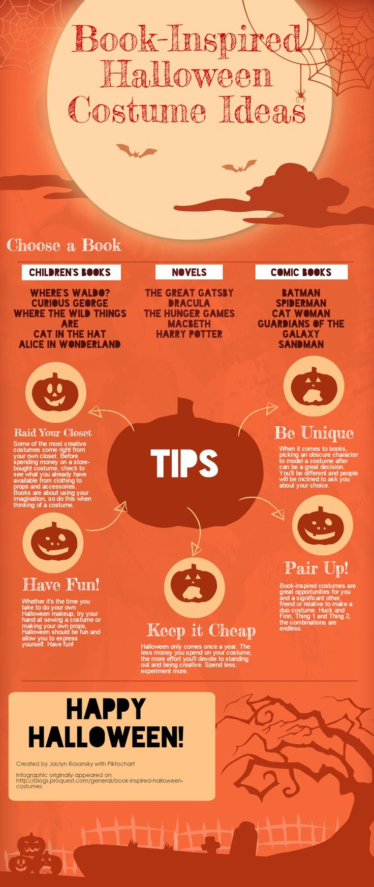 Share This » Blog Archive » BookInspired Halloween