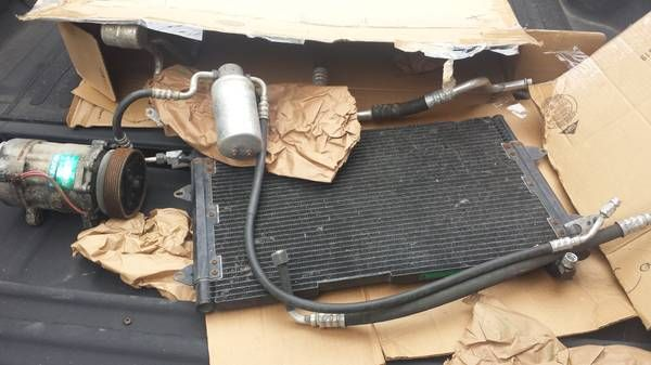 VW Golf Jetta Mk3 Air Conditioning System Parts