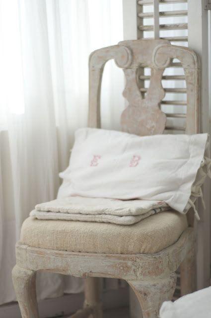 Antiq·BR: silla Rococó sueca
