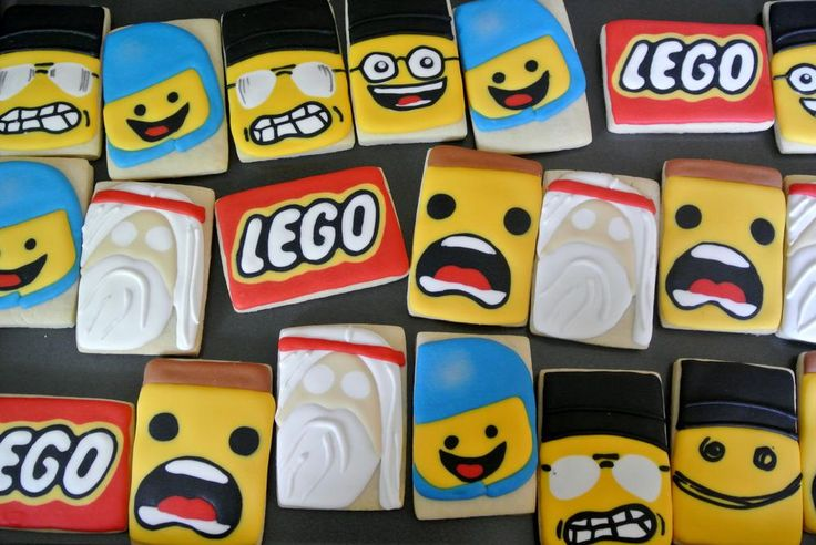 The Lego movie   Cookie Connection