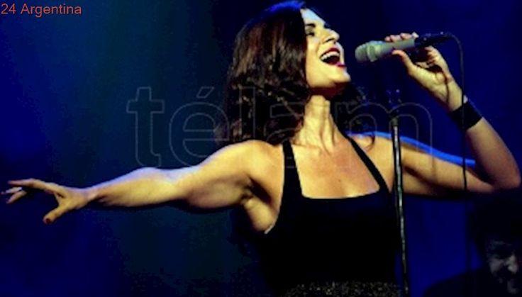 """Con canciones propias Soledad Villamil canta """"Ni antes ni después"""""""