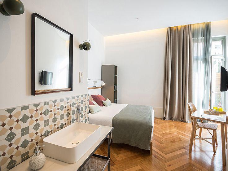 Casa Mathilda en Bacelona. Bed and breakfast con encanto
