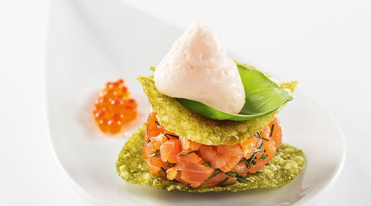 iSi Culinary: Fish & Meat Espumas