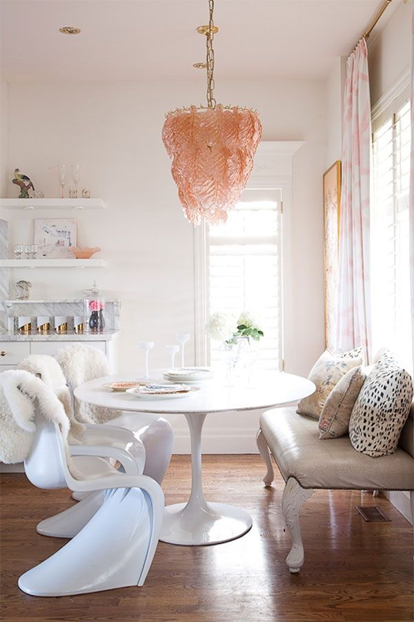Boho chic house tour by {this is glamorous}, via Flickr! #laylagrayce #hometour #diningroom
