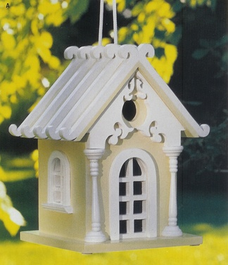 Fairy Bird HouseCottages Birds, Storybook Cottage, Birds Cottages, Fairies Cottages, Birds House, Cottages Birdhouses, Birdie House, Bird Houses, Fairies Birds