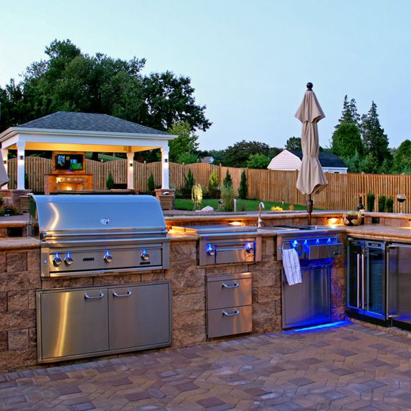 98 Best Images About Outdoor Kitchens On Pinterest