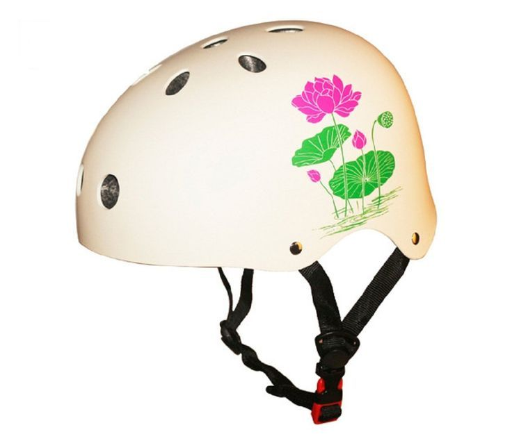 Bike Skate Helmets Parent Child Lotus Helmet For Riding Cycling