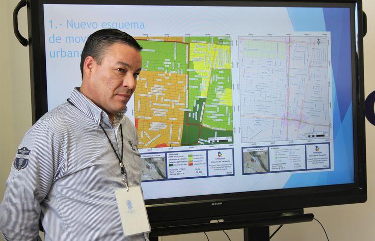 Implementa la Dirección de Transporte Público programa para actualizar rutas