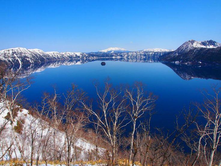 摩周湖, 北海道