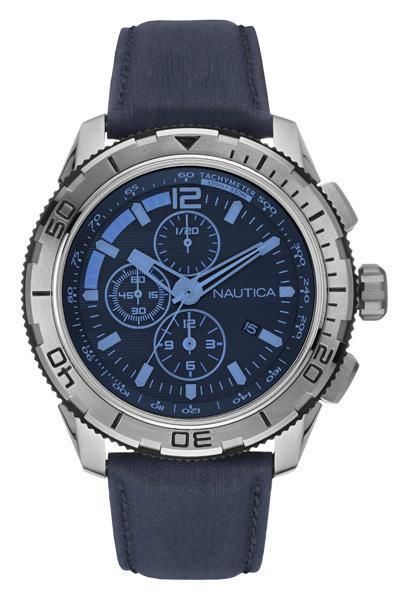 a6741e979bf NAUTICA WATCHES Mod. NST 101 - CITY - CASUAL LEISURE NAI19518G - BR ...