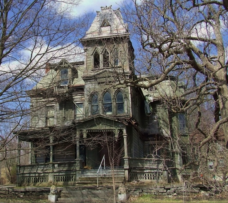 143 Best Images About Spooky-Creepy On Pinterest