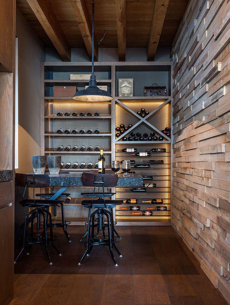 Covadonga Hernández ha creado un refugio colmado de buenos materiales y extraordinarios detalles que consiguen una estancia cálida en esta residencia.