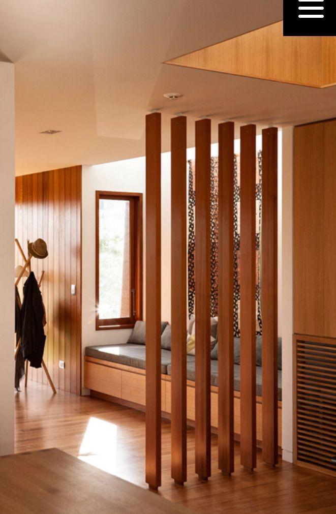fascinating cool ideas half wall room divider bedroom mid century rh pinterest com