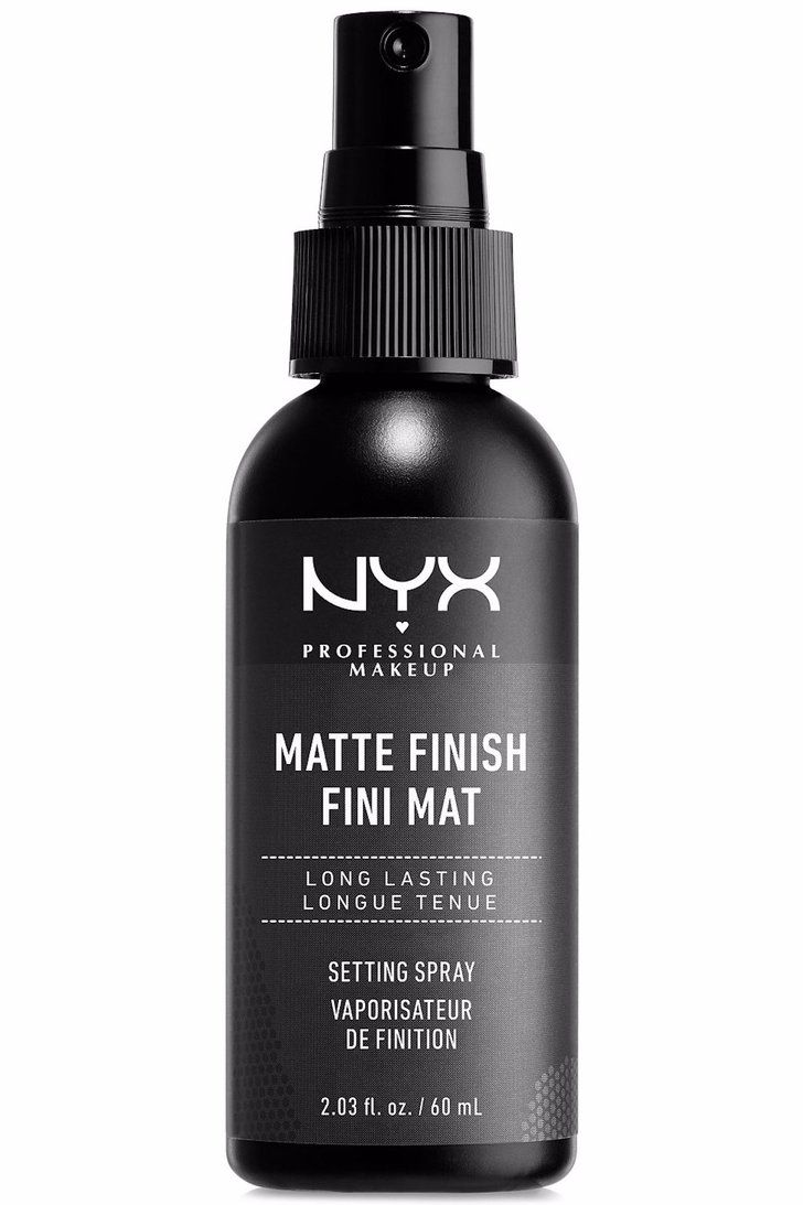 I Tried This $8 NYX Setting Spray, and I'm Never Going Back to the Expensive One I Loved