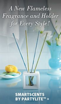 Come see what's new with PartyLite!