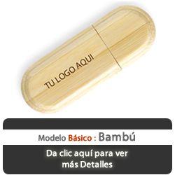 Memorias USB Básicas por Mayoreo SIN LOGO para Impresión