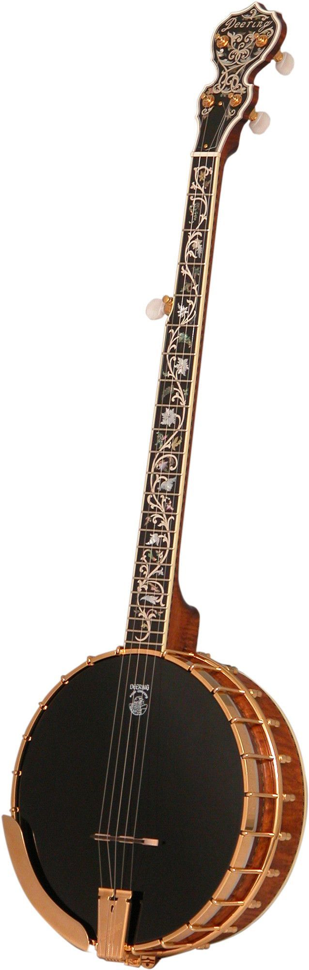 Deering David Holt Signature Banjo