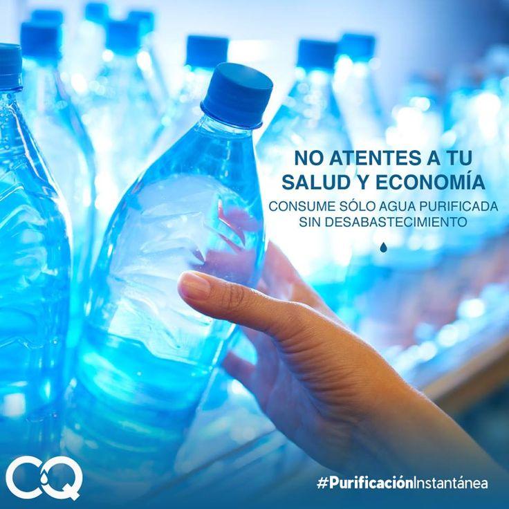 Beber Agua Embotellada O Reutilizar Los Envases Plásticos Puede Implicar El Consumo De Diversas Sustancias Co Agua Embotellada Botellas De Agua Agua Purificada