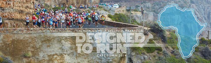 Old Mutual Two Oceans Marathon 2014 - Designed to Run | the world's most beautiful marathon