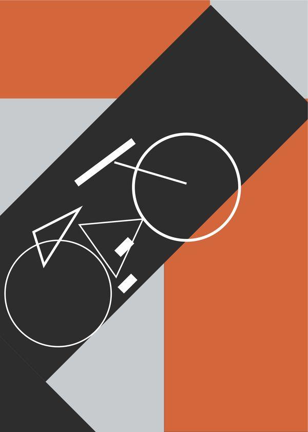 Bauhaus - Graphic Design 2010 by Kenneth Crispus, via Behance