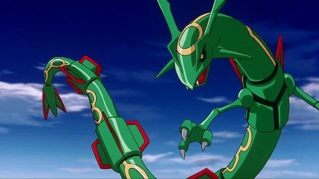A través de un vídeo distribuido por Nintendo, finalmente se ha hecho oficial la megaevolución de Rayquaza en Pokémon Rubí Omega/Zafiro Alfa.