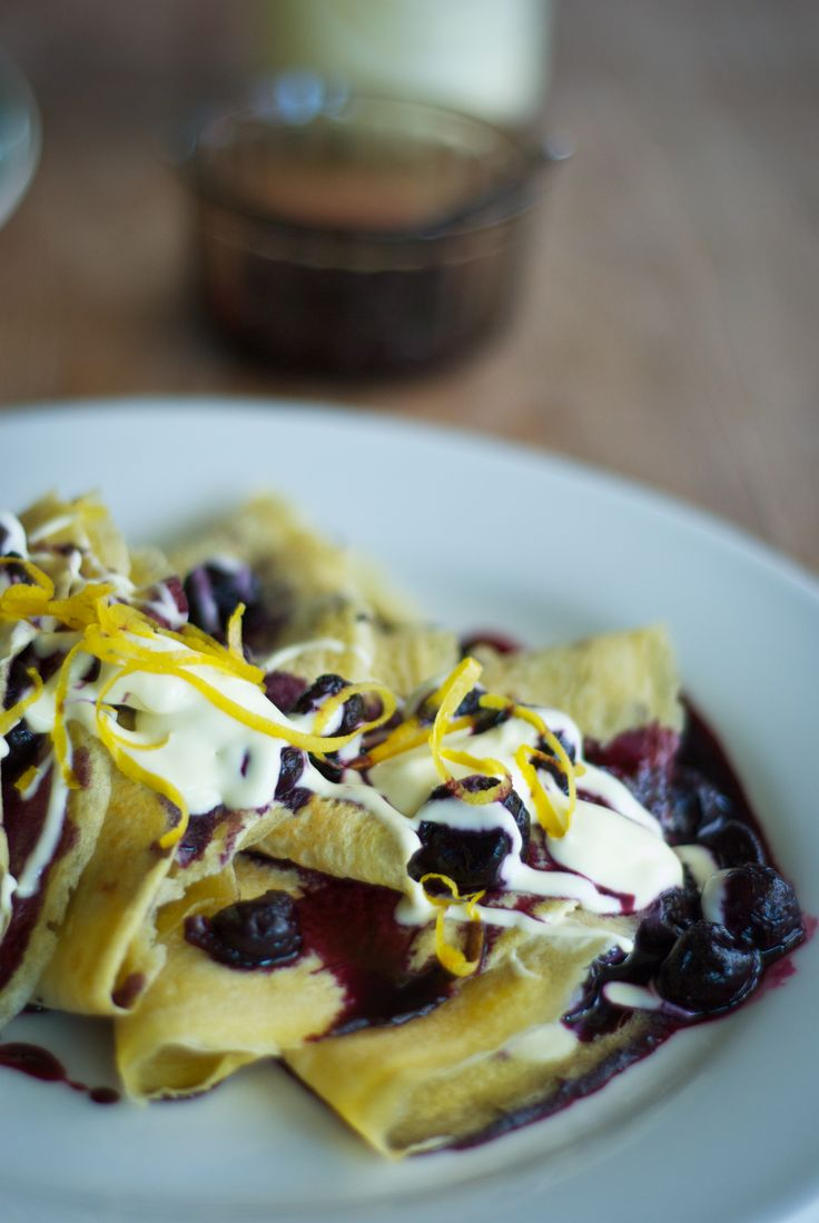 Sourdough Buckwheat Crepes - Gluten Free by The Rusty Skillet Blog