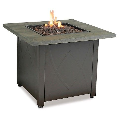 29 Best Firepit Tables Images On Pinterest Backyard