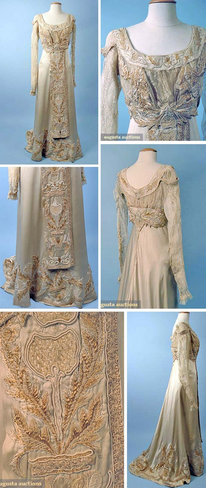 29 best 1912 wedding gowns images on Pinterest | Homecoming dresses ...