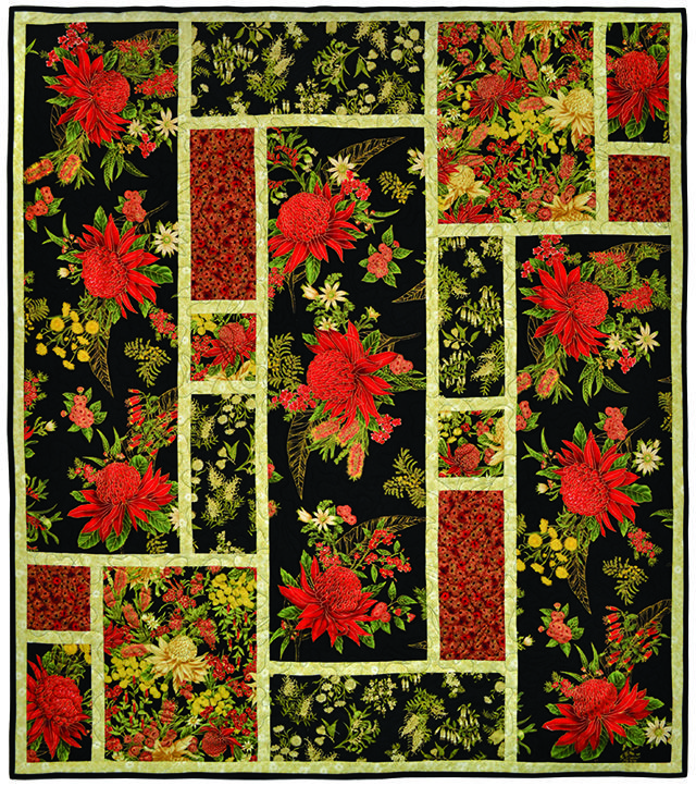 Chandler S Cottage Big Block Quilts Japanese Quilt