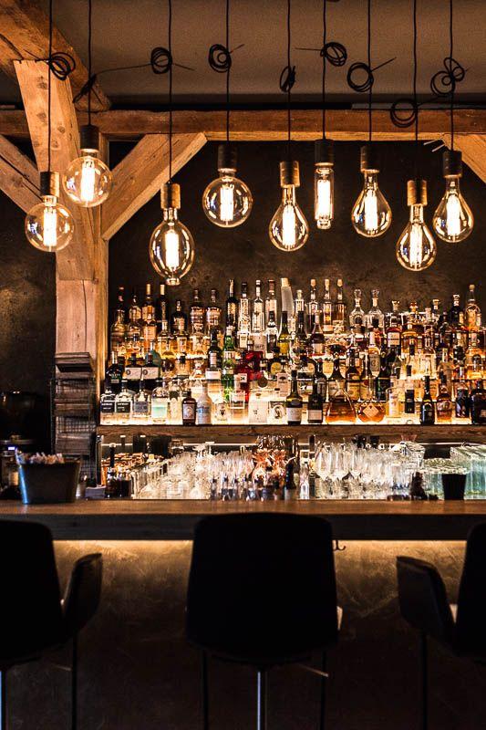 Kreative Küche, stylishes Interieur und ganz viel Gemütlichkeit gibt es in der Brasserie & Bar Hygge im Landhaus Flottbek
