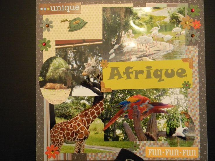 Walt Disney World - Afrique