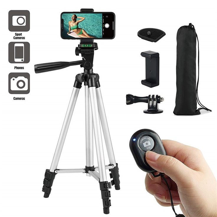 Buy Tripod Stand 42 Inch Aluminum Lightweight Mount for IPhone Gopro 7 6 Sport Camera Smartphone Wireless Bluetooth Remote Control at Wholesale Price. Free or Lowcost Worldwide Shipping. And large of options in our best Camera & Photo category with cheapest price on Pricetug.com Phone Tripod, Camera Tripod, Security Surveillance, Security Camera, Security Service, Security Alarm, Iphone 7, Wireless Bluetooth, Smartphone