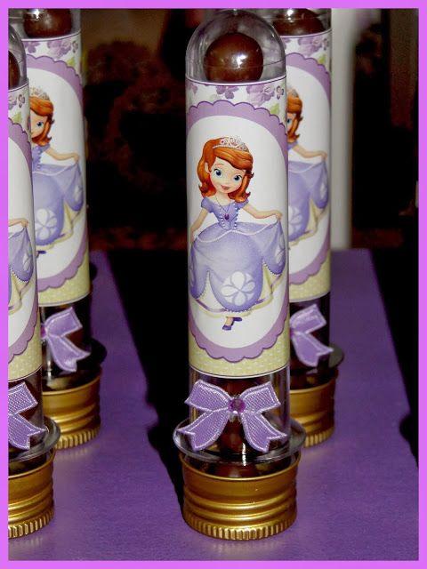 Minha Princesa Sophia: 50 ideias para decoração Festa Princesinha Sofia