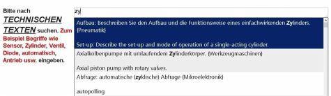 Translator: technical texts german-english