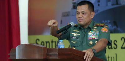 Isu Panglima TNI diganti  dan Isu Makar yang Dihembuskan Jaringan Istana Dan Kawanan Kotak-Kotak
