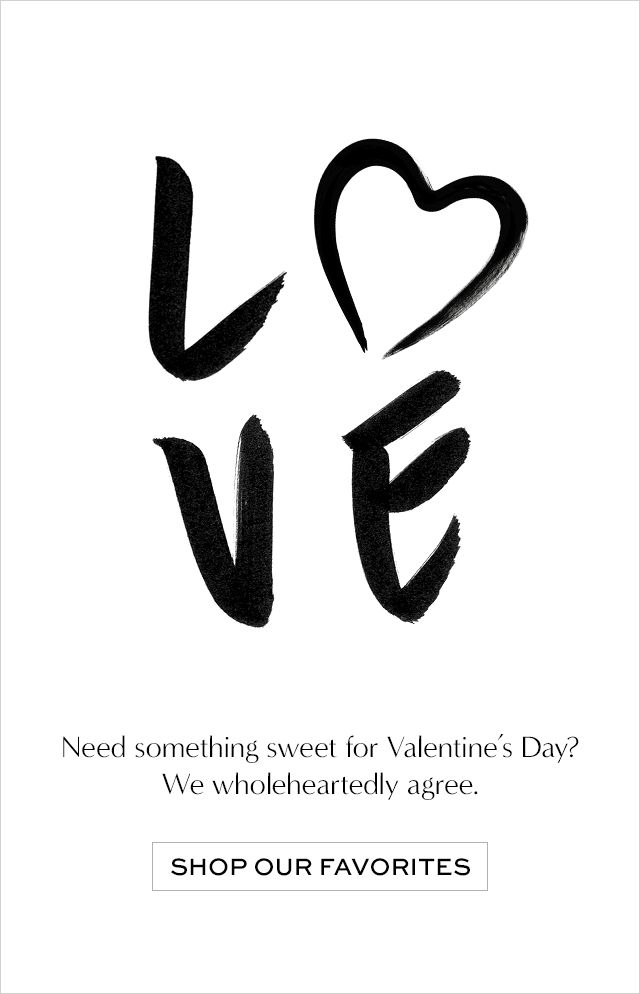 BR LOVE | Need something sweet for Valentine's Day? We wholeheartedly agree. | SHOP OUR FAVORITES