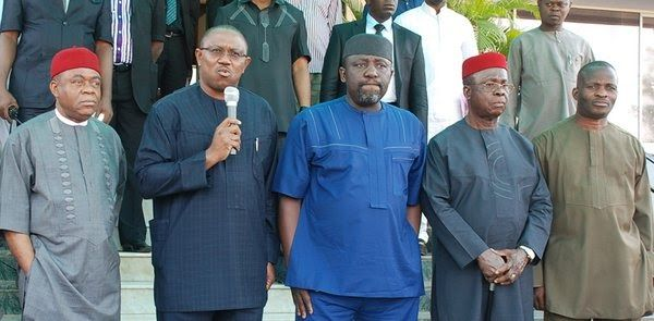 Governors of the five states in the Southeast have told their citizens in the North not to panic stressing that they are free to live anywhere in Nigeria.  The Ebonyi State Governor David Umahi who is also the Chairman of the South East Governors Forum called on northern leaders to take actions that would counter the intended plot of the youths to ensure that the grim history of the past was not repeated.  He said We must call on all serious-minded patriots particularly the religious…
