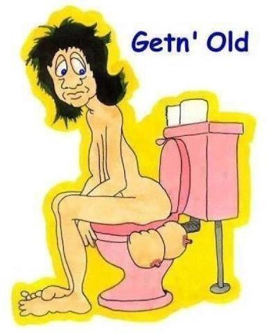 HaHaHaHaHa!!!!! Butt notice She has no wrinkles anywhere