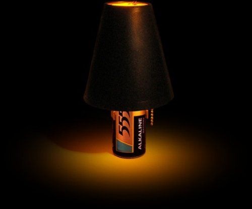 Little Lamp Battery Operated Lamp -