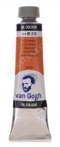 Talens Van Gogh Yağlı Boya 40 ml. 276 Azo Orange