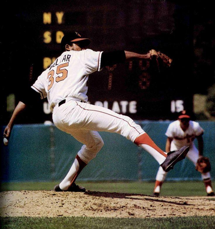 Mike Cuellar. Baltimore Orioles.