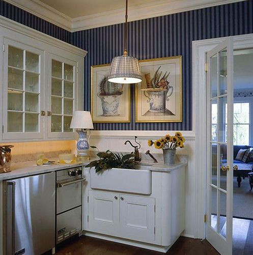 Navy Blue Kitchen With White Cabinets: 55 Best Navy & Yellow In The Kitchen Images On Pinterest