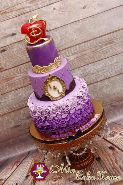 Mia Cake House Cakes Disney Pinterest Disney