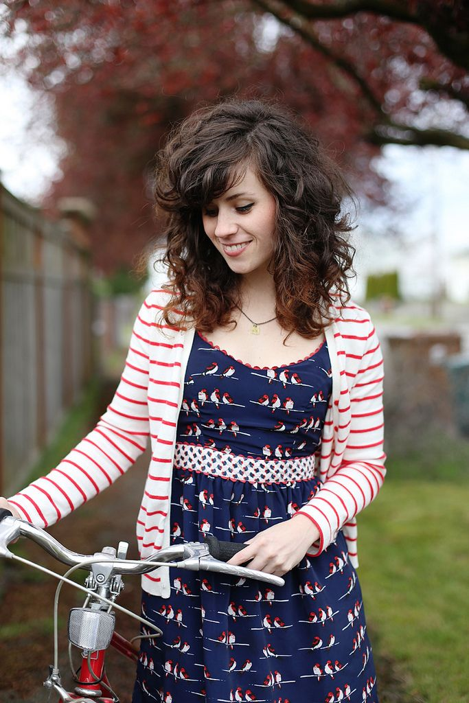 LIZ MORROW | Delightfully Tacky: going for a spin