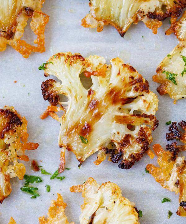 Best Cauliflower Recipes - Baked, Roasted, Fried