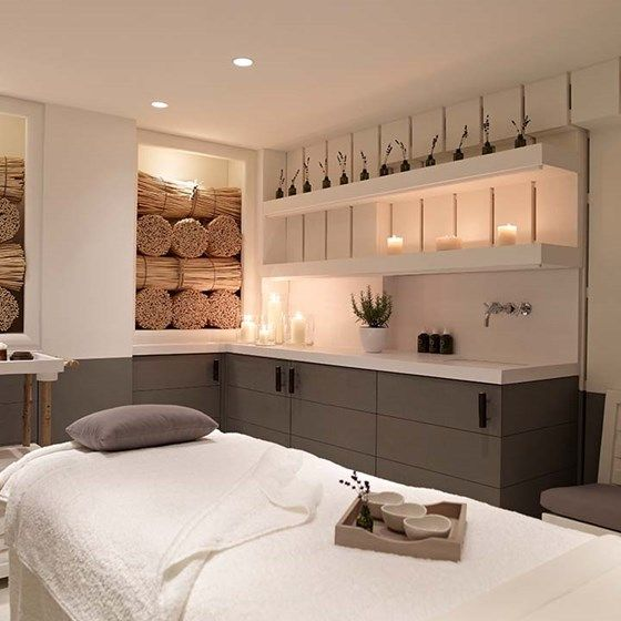 5 Lavish Projects By Studio Munge: Bamford Haybarn Spa Treatments