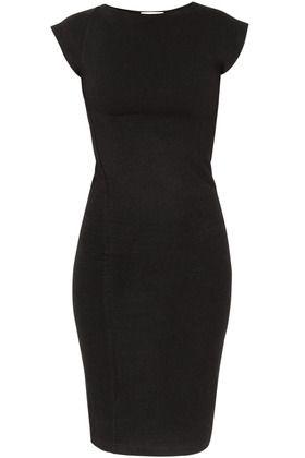 Black Twist dress /