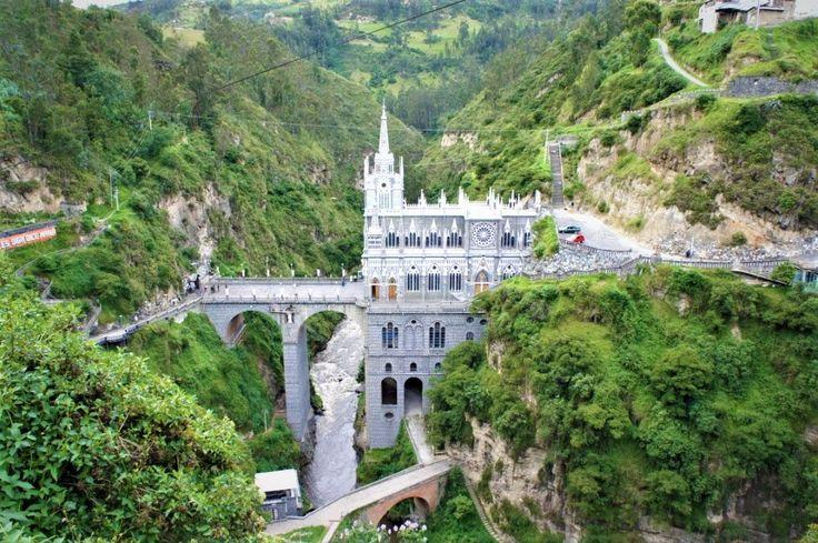 IPIALES - Búsqueda de Twitter. Fco. Javier Fdez.  @fjfo1969 Santuario de las Lajas. Ipiales (DIC 2017)