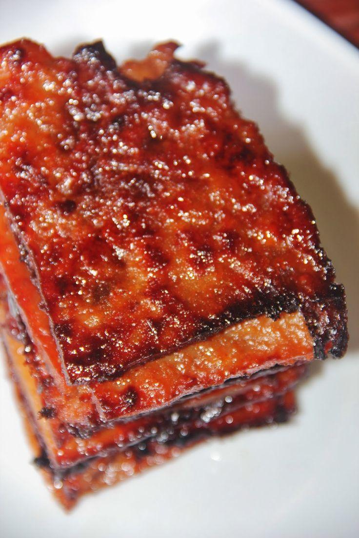 Jesskitchenlab homemade chicken jerky bak kwa with
