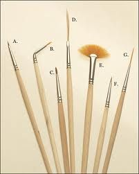 Nail Art Brushes – Amazing Tools to Get Nail Art Designs: Nail Art Brushes Images Hipsterwall ~ frauenfrisur.com Nails Inspiration